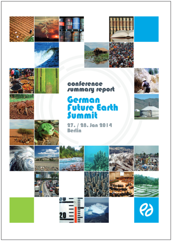 Cover Summit Report 2014